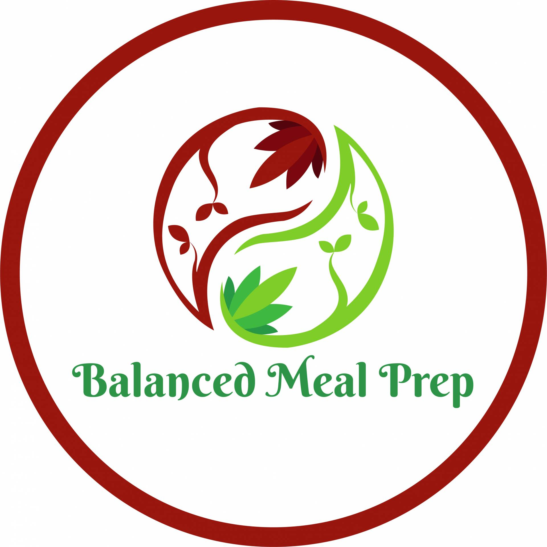 Balanced Meal Prep logo